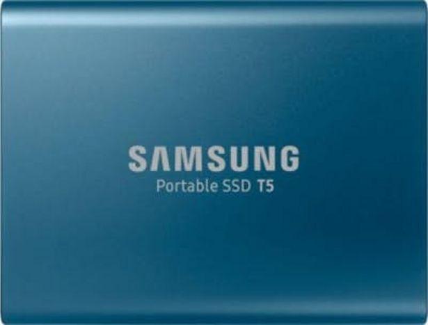 Oferta de Samsung MU-PA250B 250GB Azul por 129€