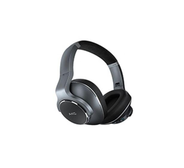 Oferta de AKG Auricular inalámbrico Over Ear con cancelación de ruido N700NC por 349€