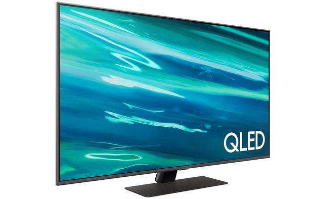"Oferta de TV Q80A QLED 125 cm 50"" 4K Smart TV (2021) por 1019€"