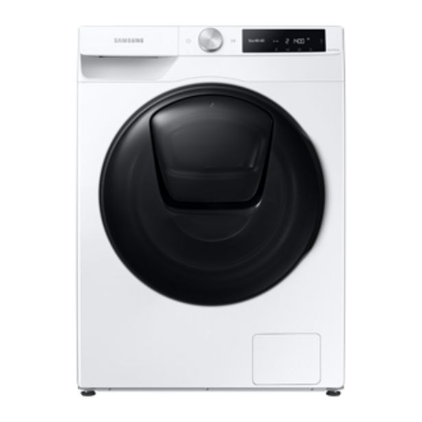 Oferta de Lavasecadora AddWash™ Clasificación Energética E Serie 6 9kg/6kg Blanco WD90T654DBE por 779€