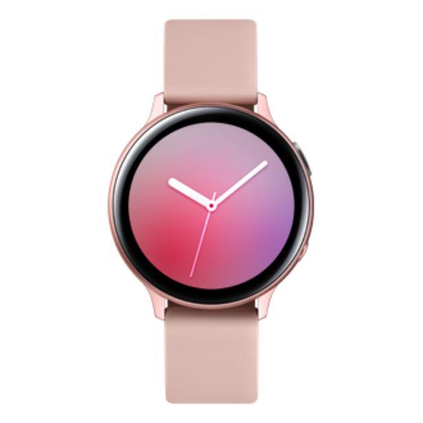 Oferta de Galaxy Watch Active2 Bluetooth Aluminium 44 mm Gold por 189,9€