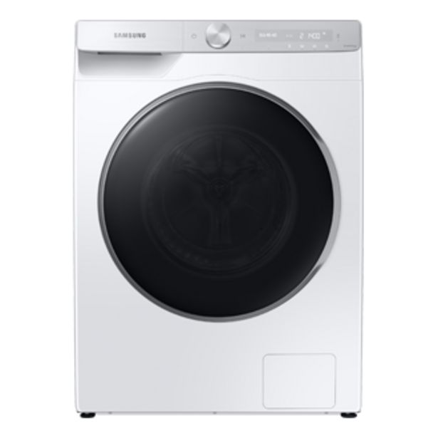 Oferta de Lavadora QuickDrive™ Clasificación Energética A Serie 9 9kg Blanco WW90T936DSH por 899,01€