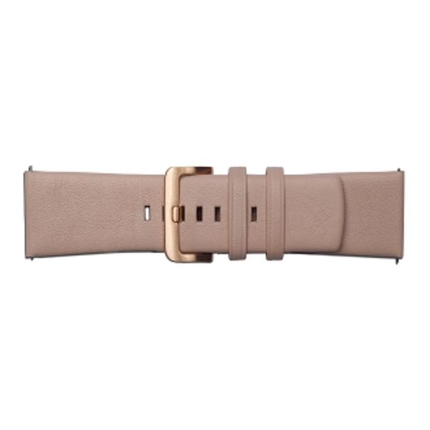 Oferta de Correa de cuero para Galaxy Watch 46mm por 29€