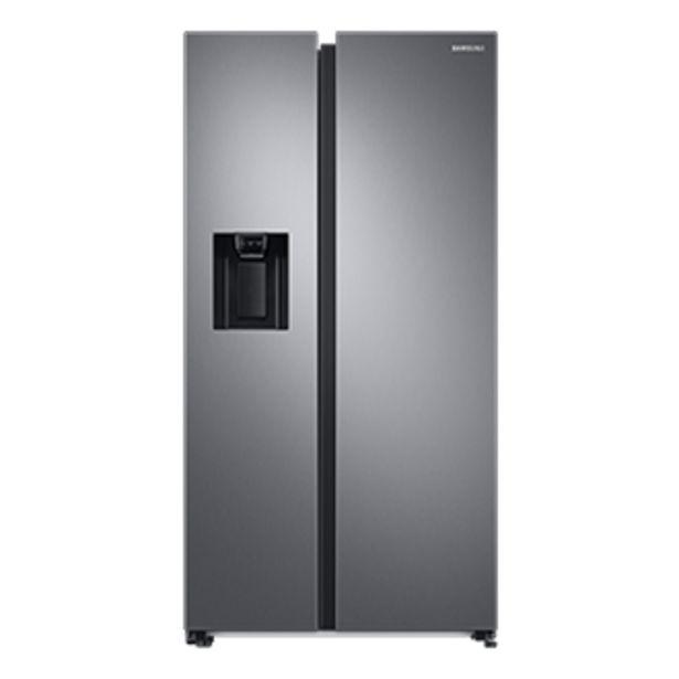 Oferta de Frigorífico Side by Side Twin Cooling Inox Clasificación Energética D RS68A8522S9/EF por 1455,69€