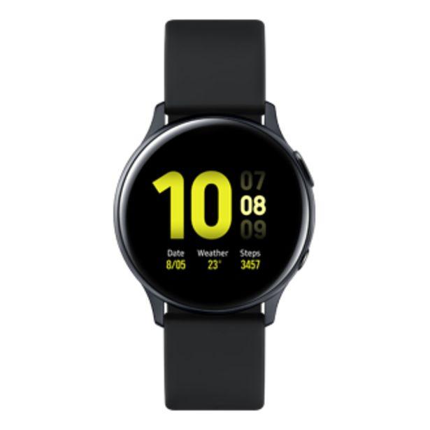Oferta de Galaxy Watch Active2 Bluetooth Aluminium 40 mm Black por 169,9€