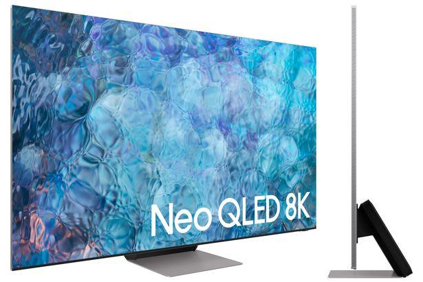 "Oferta de TV QN900A Neo QLED 8K 214 cm 85"" 8K Smart TV (2021) por 9999€"