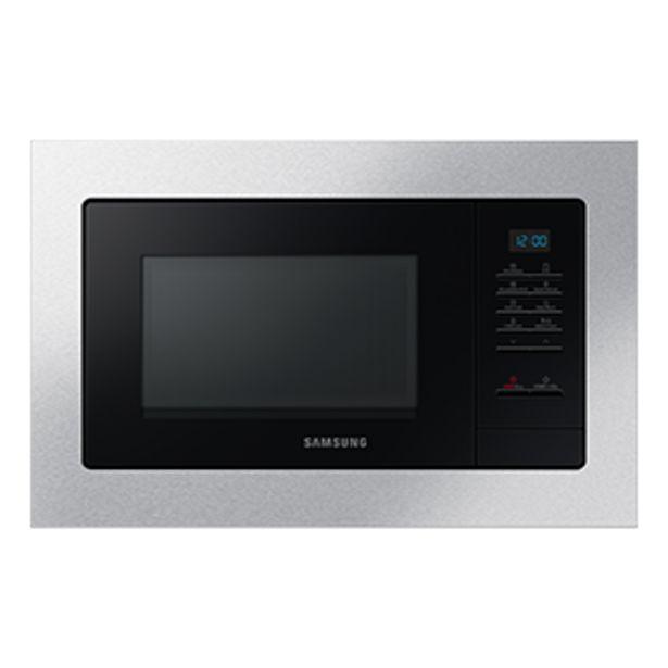 Oferta de Microondas de Integración 23L 800W/Grill 1100W Inox MG23A7013CT por 249,01€