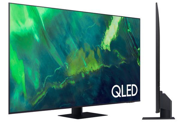 "Oferta de TV Q75A QLED 189 cm 75"" 4K Smart TV (2021) por 1749€"