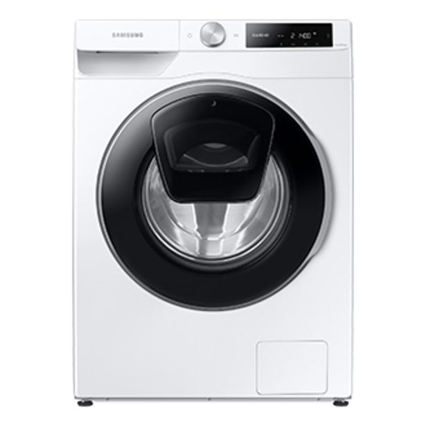 Oferta de Lavadora AddWash™ Serie 68 10.5kg Blanco Clasificación Energética A WW10T684DLE por 719€