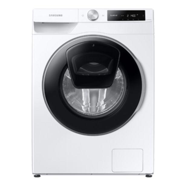 Oferta de Lavadora AddWash™ Serie 6 9kg Blanco Clasificación Energética A WW90T684DLE por 699€