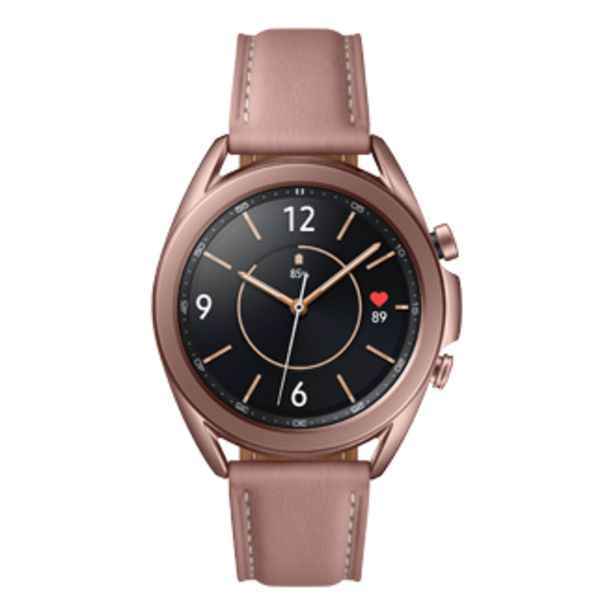 Oferta de Galaxy Watch3 Bluetooth (41mm) por 269,9€