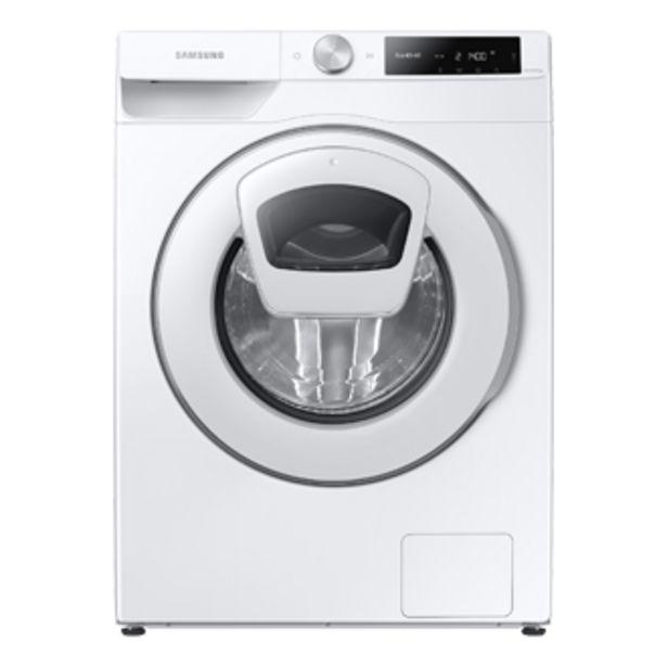 Oferta de Lavadora AddWash™ Clasificación Energética A Serie 6 9kg Blanco WW90T684DHE por 629,1€