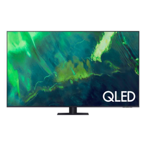 """Oferta de TV Q74A QLED  55"""" 4K Smart TV (2021) por 1199€"""