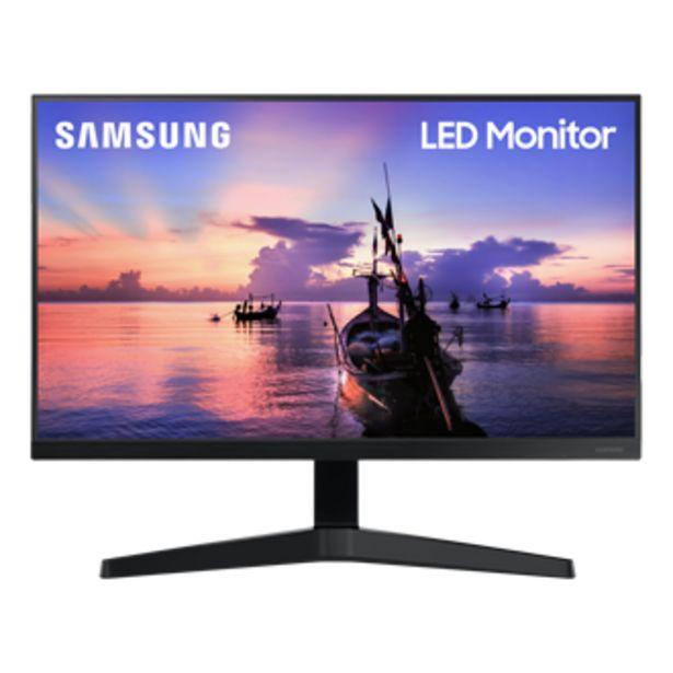 """Oferta de Monitor LED 24"""" con panel IPS Profesional LF27T352FHRXEN por 179€"""