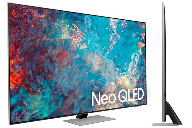"Oferta de TV QN85A Neo QLED 4K 138 cm 55"" Smart TV (2021) por 1539€"