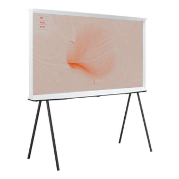 "Oferta de TV LS01T The Serif Blanco 108cm 43"" 4K Smart TV (2020) por 849€"