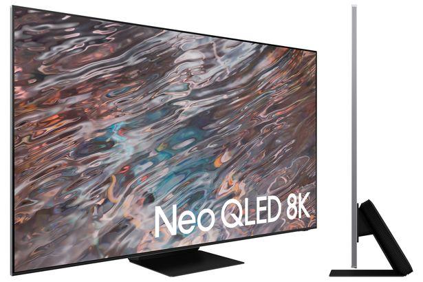 "Oferta de TV QN800A Neo QLED 8K 214 cm 85"" 8K Smart TV (2021) por 6129€"