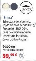 Oferta de Sombrilla por 59,99€