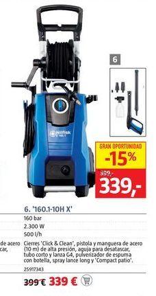 Oferta de Hidrolimpiadora por 339€