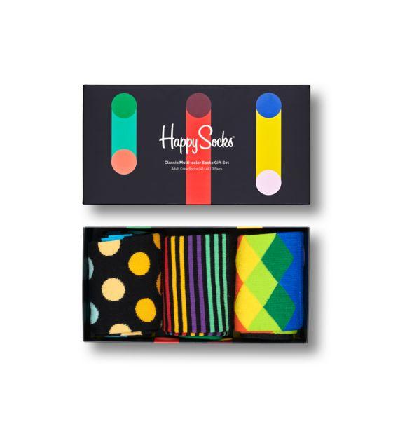 Oferta de Classic Multi-Color Socks Gift Box 3-Pack por 17,97€