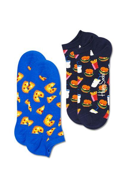 Oferta de 2-Pack Junk Food Low Sock por 8,37€
