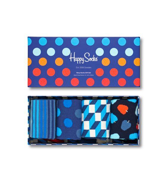 Oferta de Navy Socks Gift Box 4-Pack por 19,98€