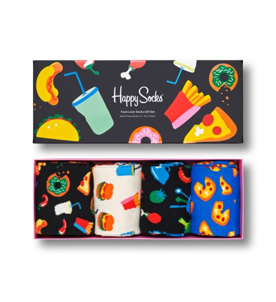 Oferta de Food Lover Socks Gift Box 4-Pack por 20,97€