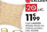 Oferta de Cojines LAGOON por 11,99€