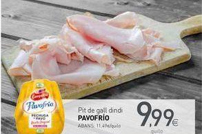 Oferta de Pit de gall dindi PAVOFRÍO por 9,99€
