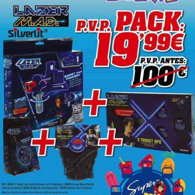 Oferta de Juguetes por 19,99€