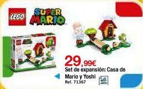 Oferta de Juegos LEGO por 29,99€