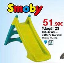 Oferta de Tobogán Smoby por 51,99€