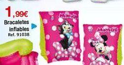 Oferta de Manguitos flotantes Minnie por 1,99€