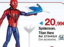 Oferta de Muñecos Spiderman por 20,99€