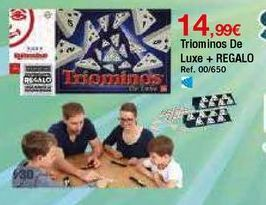 Oferta de Juegos de mesa por 14,99€