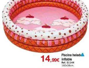 Oferta de Piscina hinchable por 14,99€