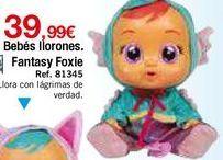 Oferta de Bebé de juguete por 39,99€