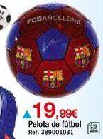 Oferta de Balón de fútbol por 19,99€