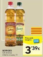 Oferta de Aceite de oliva Borges por 3,39€