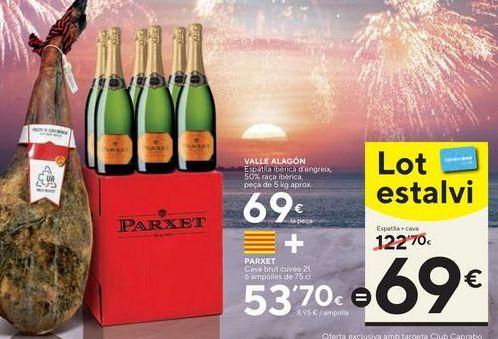 Oferta de Cava brut por 69€