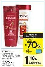 Oferta de Champú Elvive por 3,95€