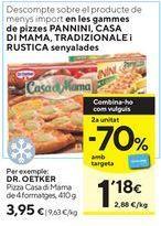 Oferta de Pizza Dr Oetker por 3,95€