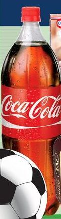 Oferta de Refresco de cola Coca-Cola por 1,8€