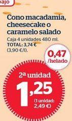 Oferta de Helados por 1,33€