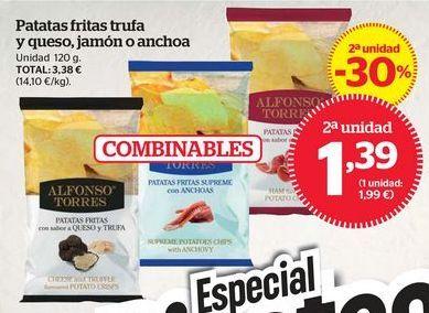Oferta de Patatas fritas por 1,39€