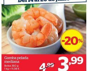 Oferta de Gamba  por 3,99€