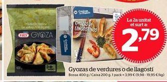 Oferta de Platos preparados por 2,79€