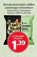 Oferta de Congelados por 1,39€