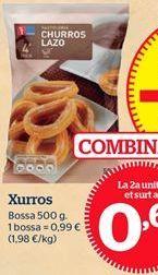 Oferta de Churros por 0,69€