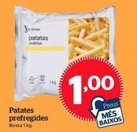 Oferta de Patatas por 1€